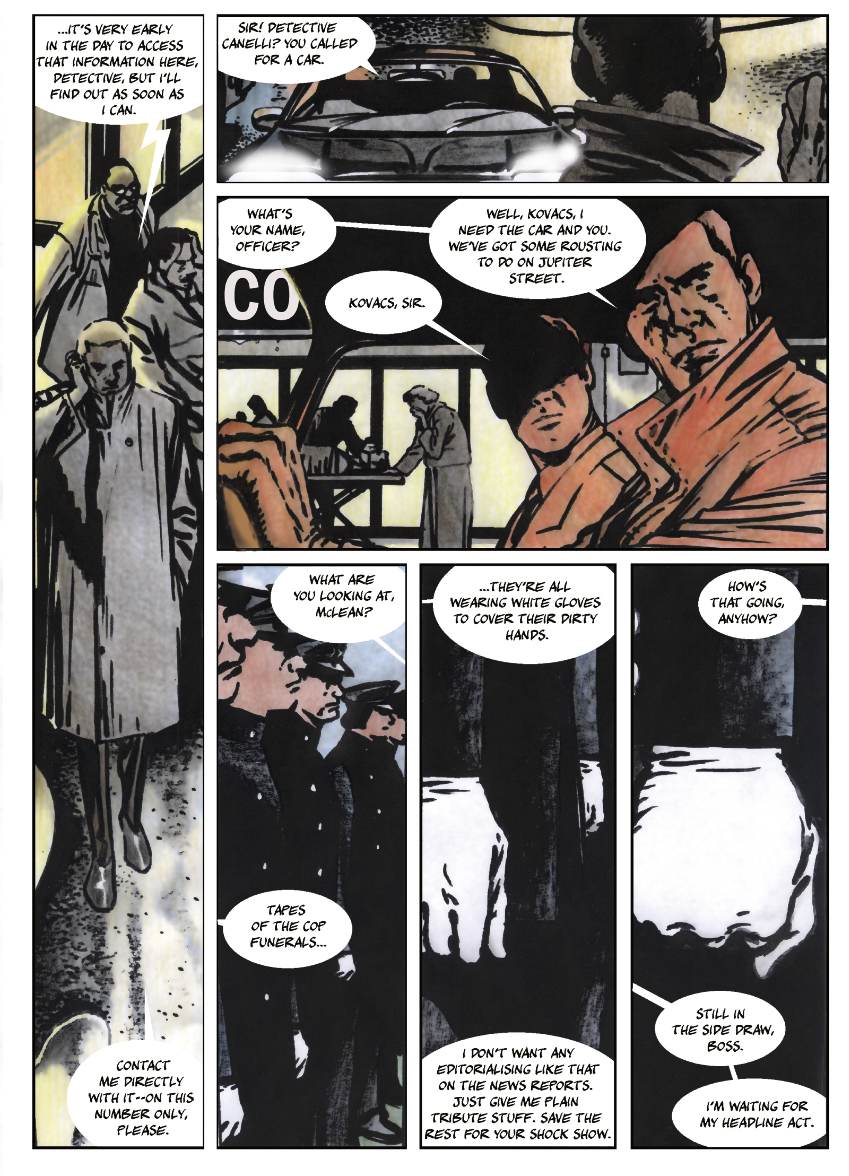 V For Vendetta Pdf Free