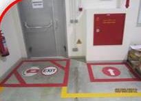 Stop Painting Com Exports 16 000 Feet Floor Marking Tape