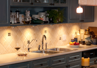 Bon The Pucks Provide Superior Under Cabinet LED Lighting ...