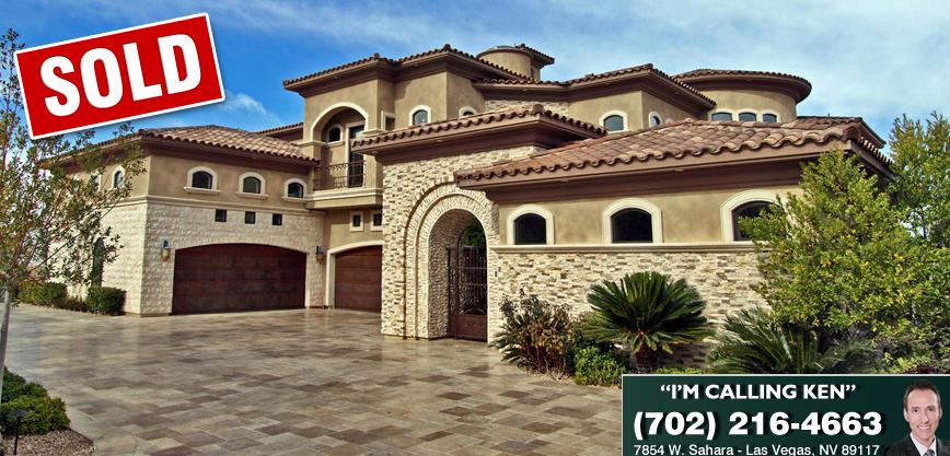 Las Vegas Luxury Home SOLD By Ken LowmanLas Vegas Luxury Home SOLD By Ken  Lowman ...