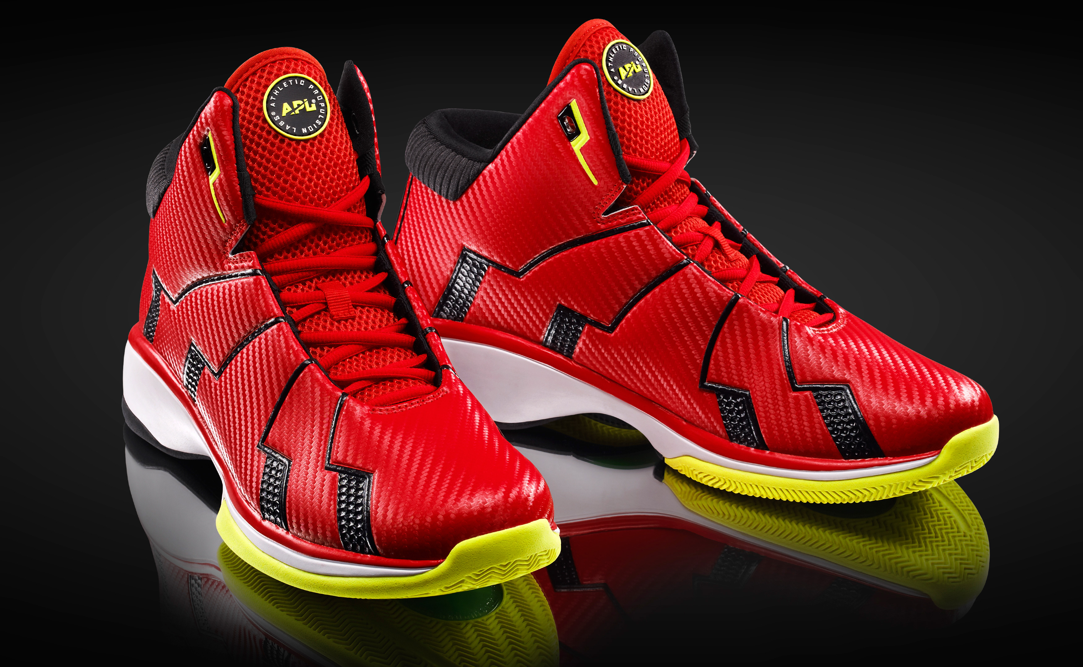 081b0eb8b81 ... Athletic Propulsion Labs Launches Limited Edition APL Concept 2  Basketball Shoes In Red EnergyAthletic Propulsion Labs . ...