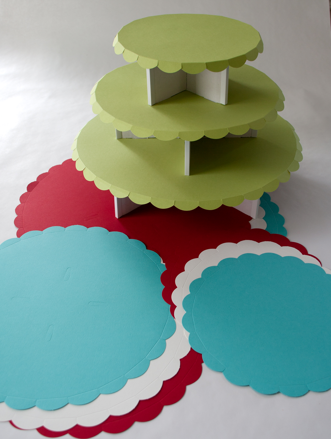Make Your Own Cake Stand Kit