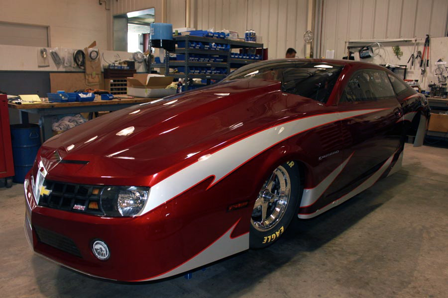 Summit Racing Reveals Paint Schemes For Greg Anderson And Jason Line S Pro Stock Camaros First