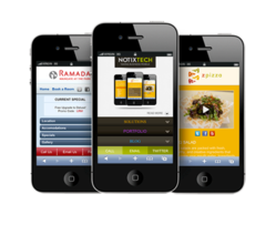 Mobile Website Marketing and Designs