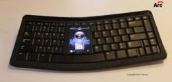 Kickstarter Project 'Wingz Smartkeyboard' Creates Hybrid Touchscreen-Keyboard Device
