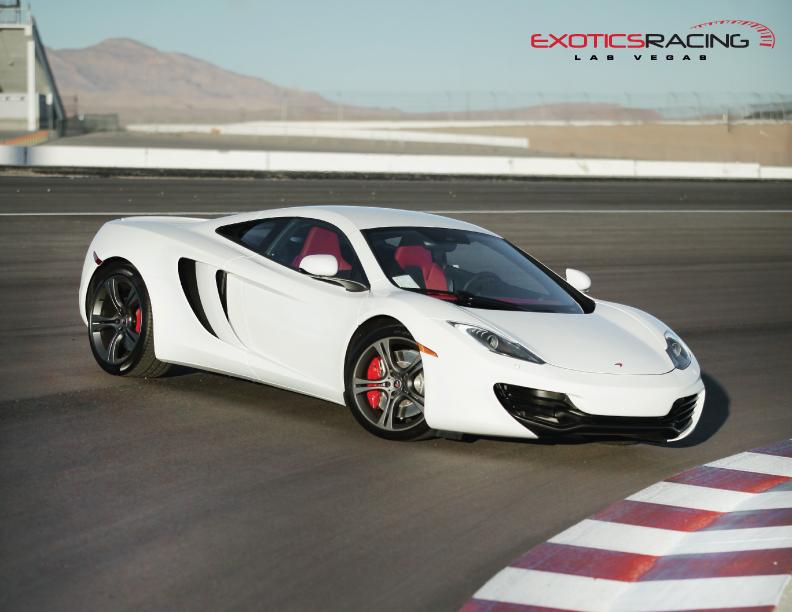 Exotics Racing Las Vegas Adds 2012 Mclaren Mp4 12c To World S