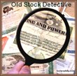 Bob Kerstein - The Old Stock Detective