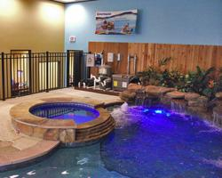 Houston pool builder announces grand opening of indoor - Swimming pool builders houston tx ...