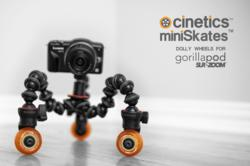 miniSkates Video Dolly