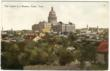 Texas State Capitol Vintage Postcard
