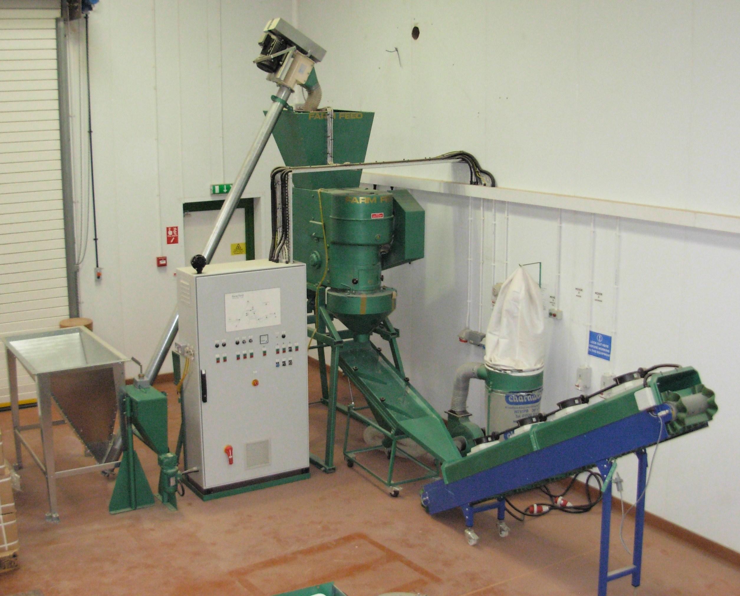 Pelheat Now Offer Small Uk Made Premium Pellet Mills And