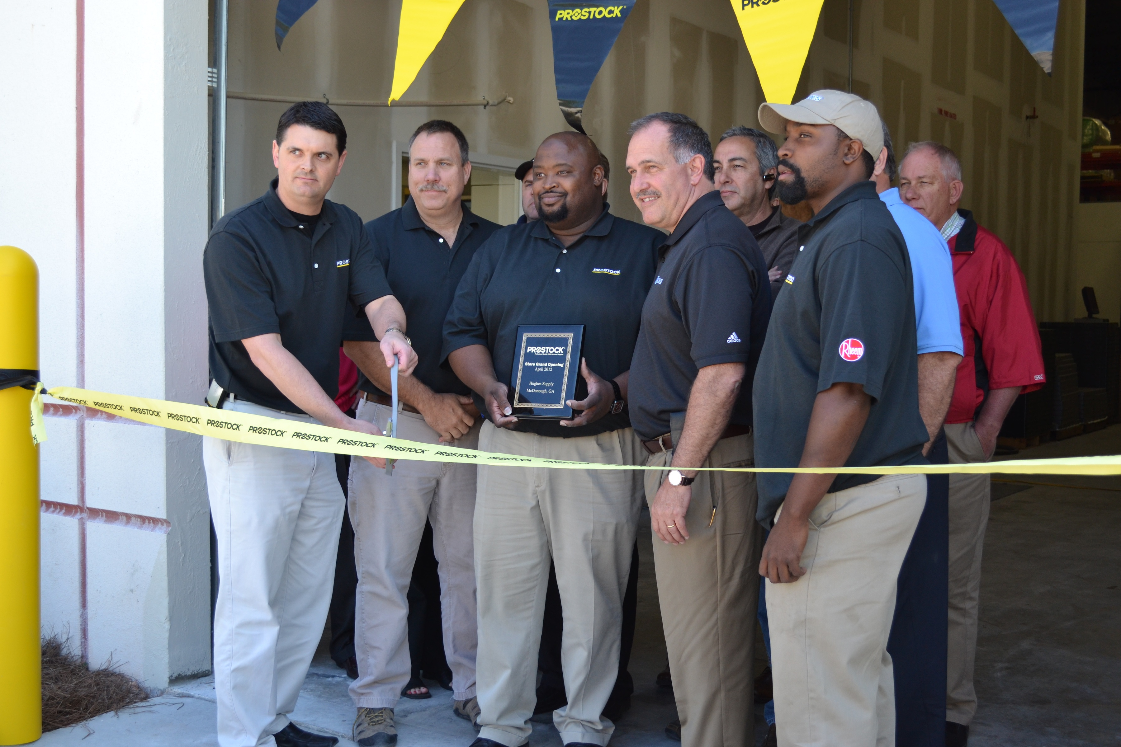 Rheem Opens A New Prostock Store South Of Atlanta With