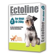 Ectoline flea treatment for cats reviews