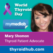 MyMedLab.com, a provider of personal health screenings for a number of common conditions, will host a live question and answer session with best selling author and thyroid advocate, Mary Shomon at ThyroidHub.com on May 25, 2012 12:00 EST