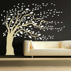 Vinyl Wall Decals V S Painted Murals The Fun Hassle Free