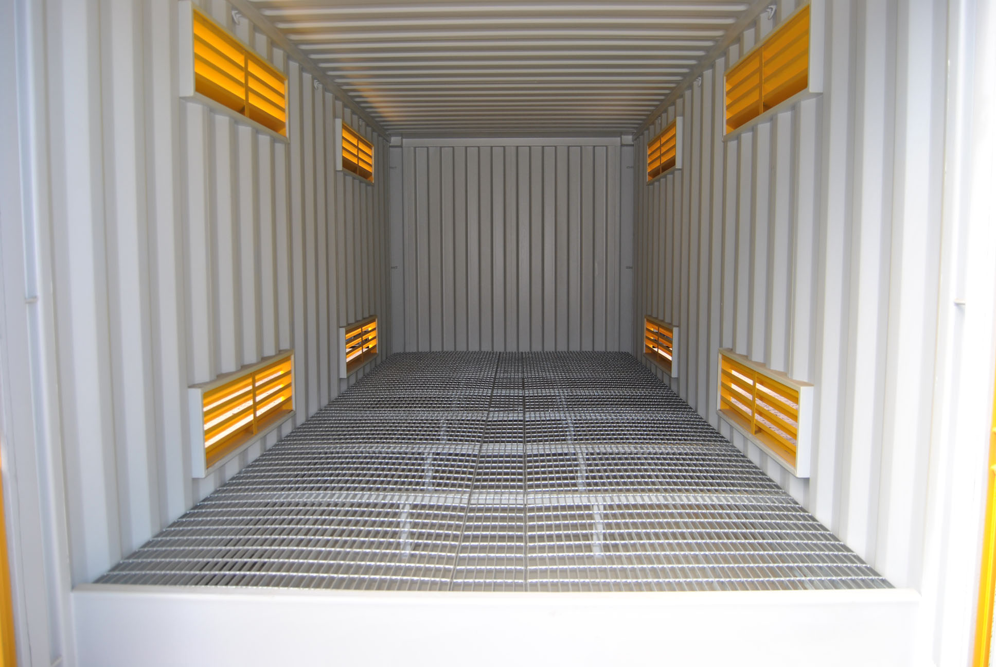 Containers First Indicates Shipping Containers Successful