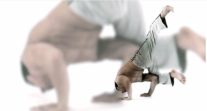 Power Flow Yoga For Men At NYCs Premier Studio