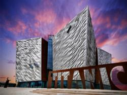 Visit the NEW! Titanic Belfast Visitor Experience