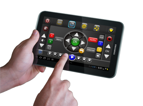 android tablet remote control