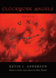 New Album by Rush contains novel by Kevin J. Anderson