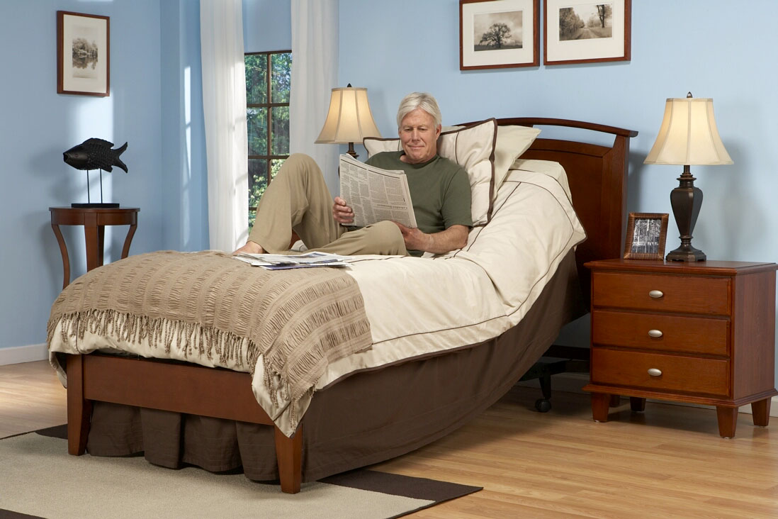 Easy Rest Adjustable Beds Allow Users To Find The Perfect Position For  Optimal Rest.Easy Rest Adjustable Beds Blend With Any Decor And Come In All  Sizes.