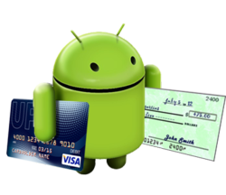 Mobile Deposit Capture of Checks into Prepaid Cards