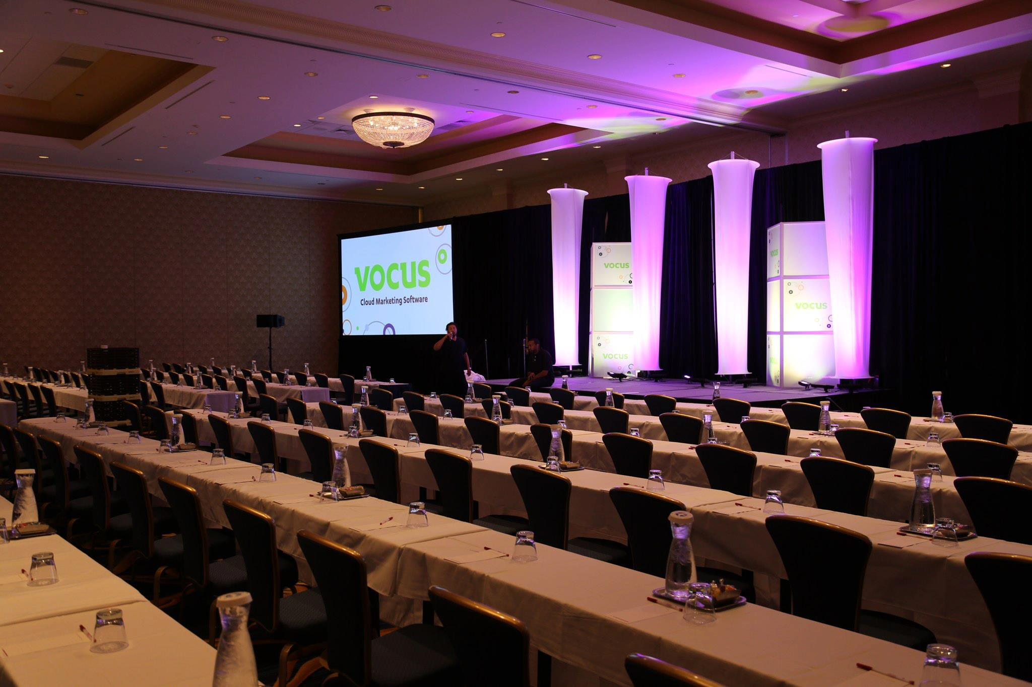 emergent themes from the 2012 vocus user conference