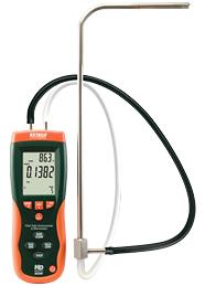 Extech Pitot Anemometer Manometer Amp Environmental