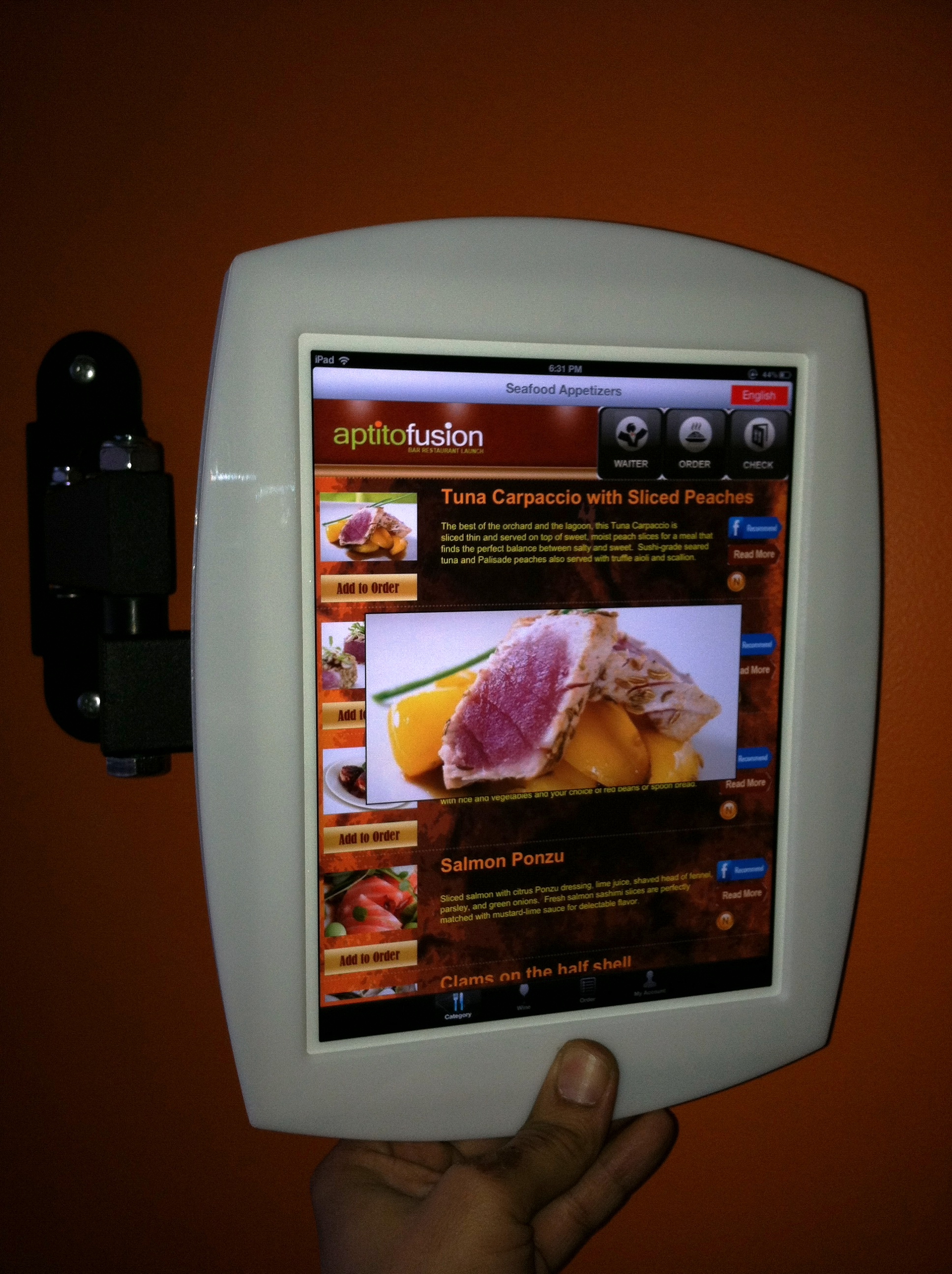 D Dog House In Miami Opens Doors With Self Order Ipad