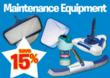pool maintenance equipment