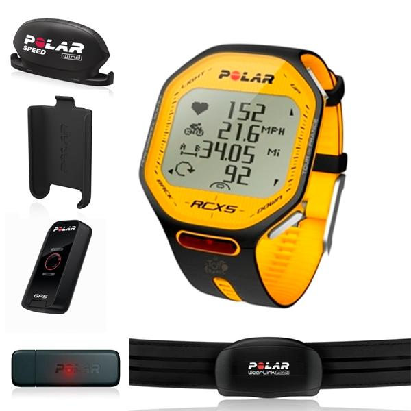 Polar RCX5 Tour de France Available At The Heart Rate Watch Company