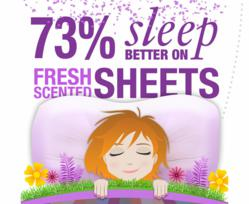 Cuddledown explains why clean sheets equal  better sleep