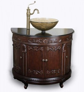 Homethangs Com Introduces Lavish Antique Bathroom Vanities