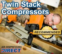 twin stack compressor, twin stack compressors, best twin stack air compressor, best twin stack air compressors