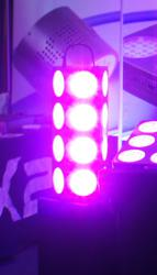 New 420x Pro Vertical Led Grow Light Released By Hydro Grow