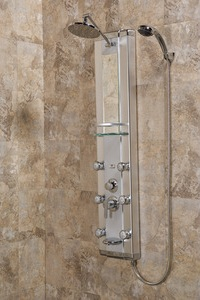 A Selection Of Hydrotherapy Shower Panels To Build A
