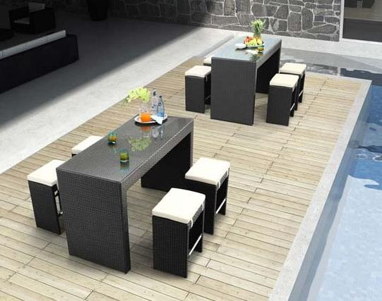 A New Line Of Versatile Patio Furniture By Zuo To Fit Any