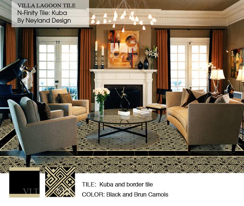 Villa Lagoon Tiles Launches Neyland N Finity Tiles