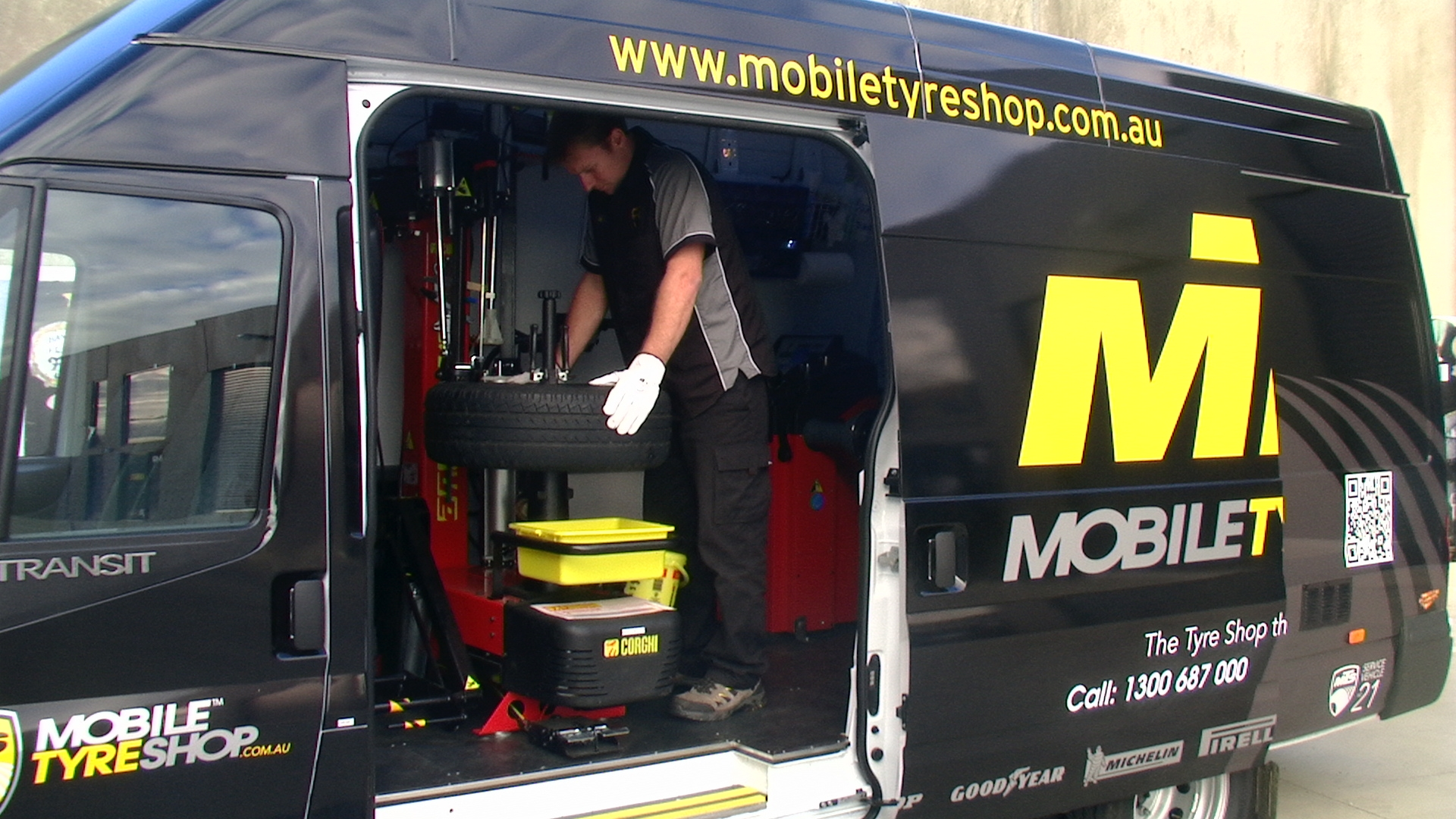 Award Winning Mobile Tyre Shop Reveals Convenience As Its Usp