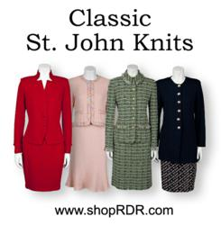 St John Knits Santana Knit Suits