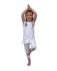 four kids yoga companies collaborate on a summer campaign