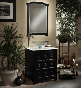 Sagehill Bathroom Vanity From The Apothecary Collection ...