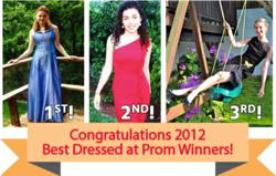 Thrift Town's 2012 Best Dressed at the Prom Winners