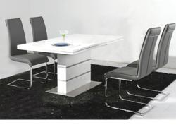 Furnitureinfashion Announce The Launch Of Modern High Gloss Dining Table Sets