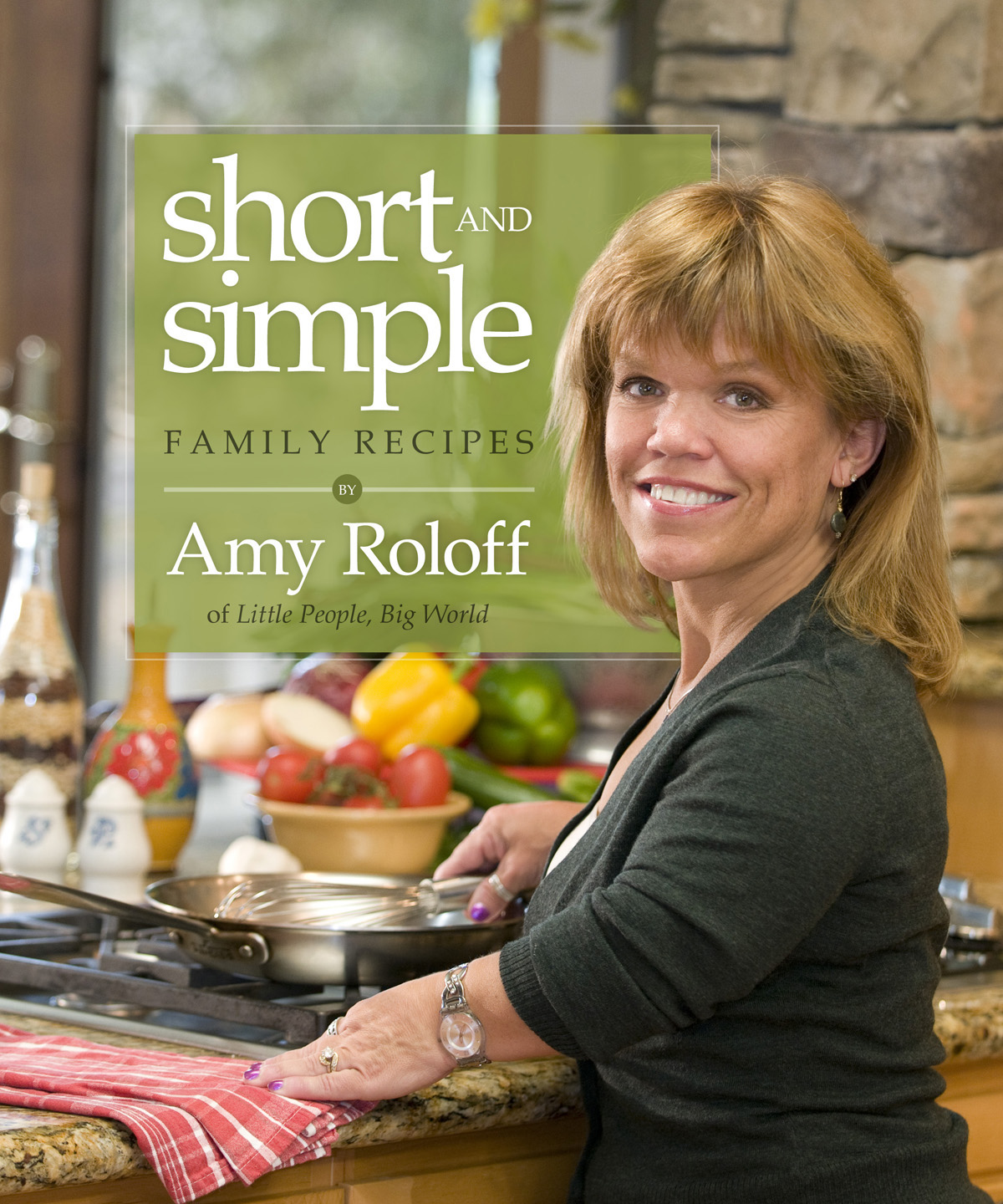 Get Cooking With Reality TV's Most Famous Mom, Amy Roloff