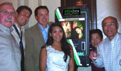 IntoxBox Breathalyzer Kiosk Expands to Events and Weddings Market