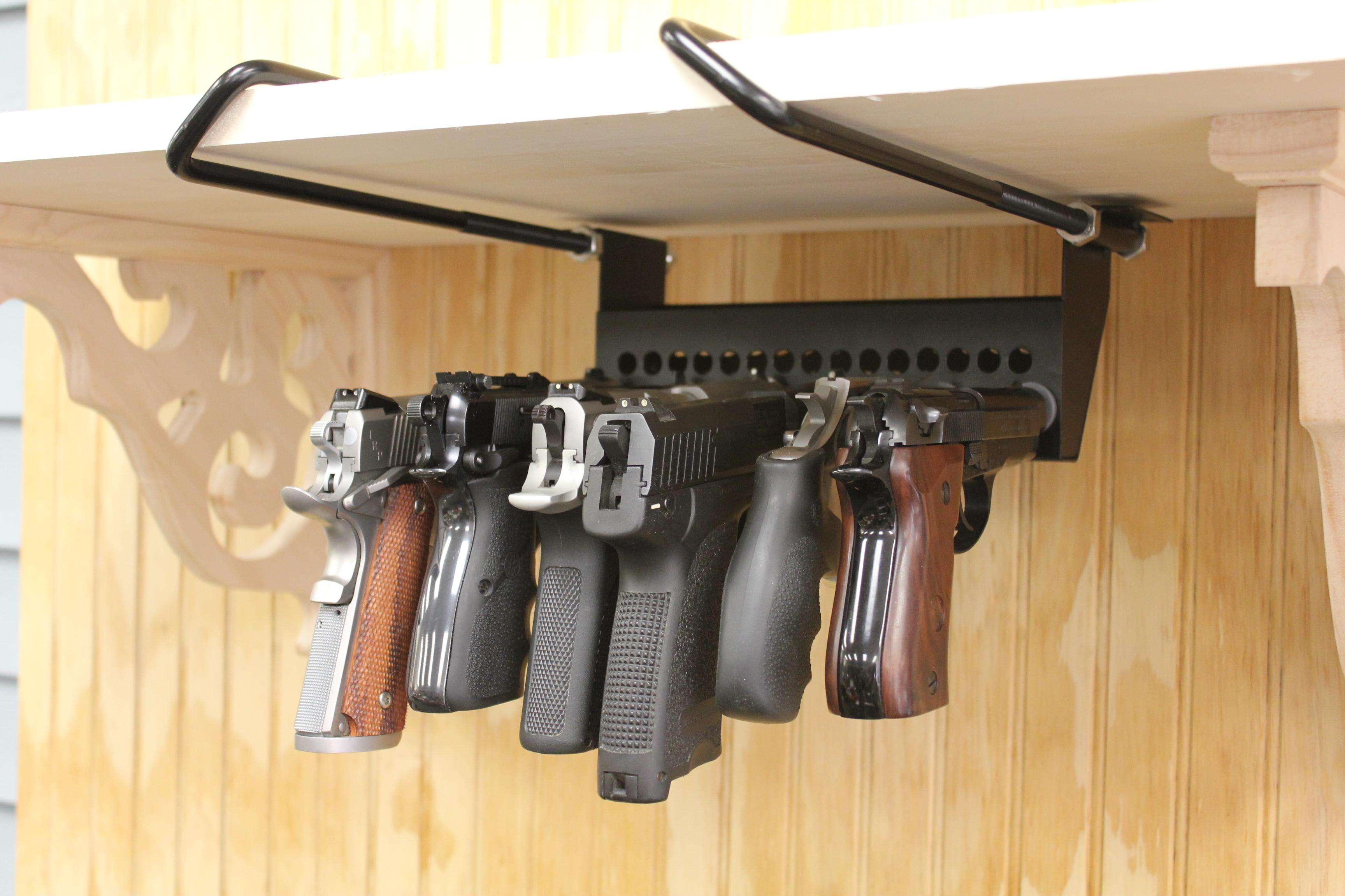 Hyskore 174 Announces The Six Gun Speed Rack The Ultimate
