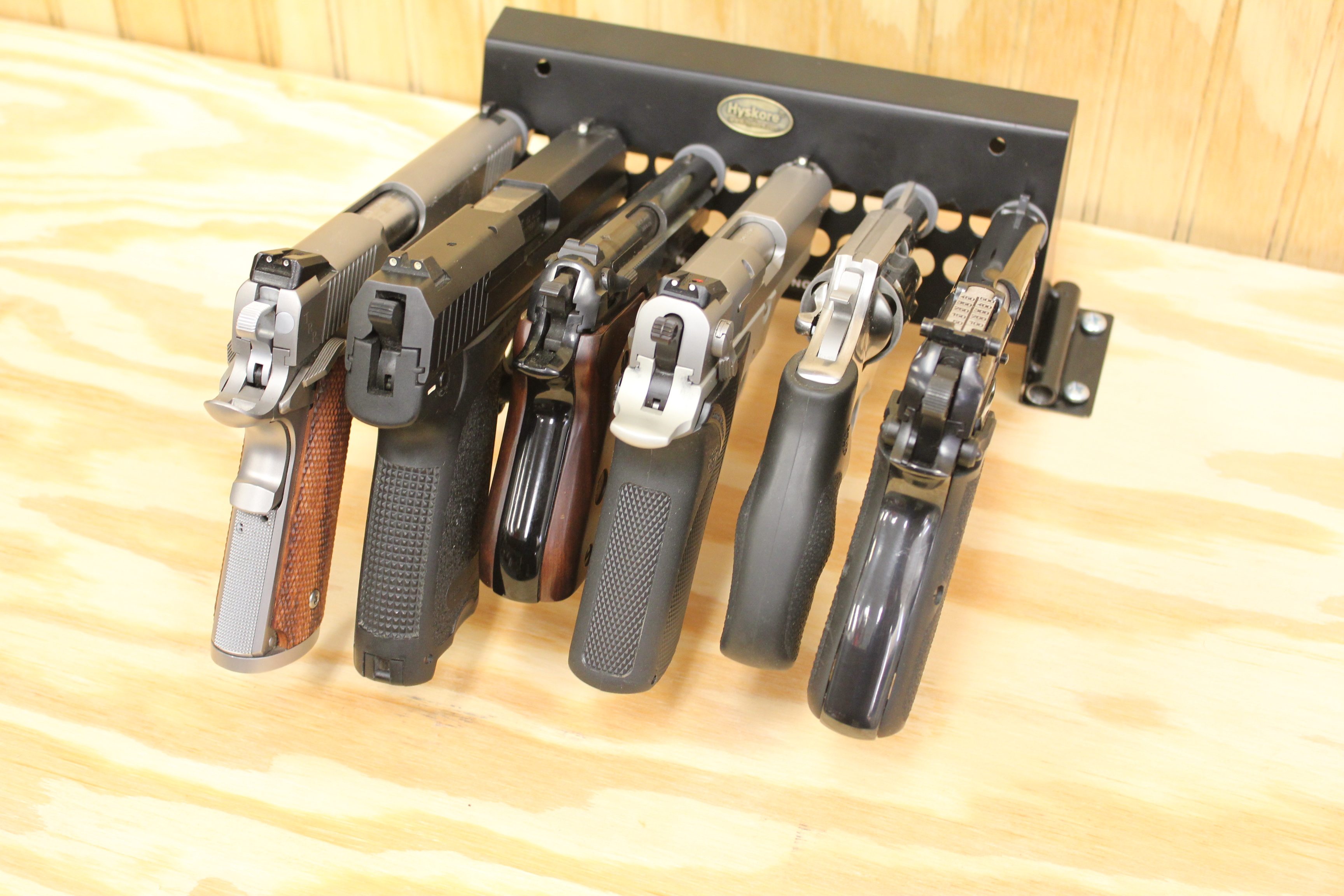 Hyskore 174 Announces The Six Gun Speed Rack The Ultimate