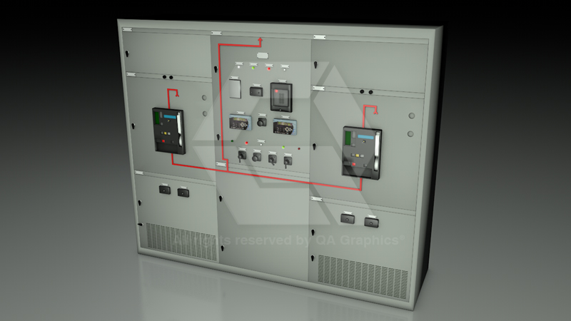 QA Graphics Provides HVAC Graphic Solutions for Data Centers