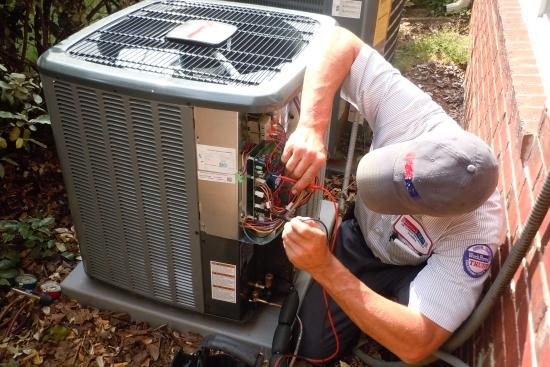 Marietta Air Conditioning Repair Contractor Chooses Local